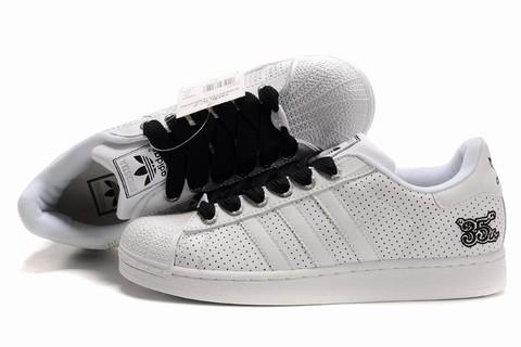 Superstar chaussure Homme Pas Adidas Blanche OgS1AO7a